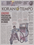 Koran Tempo, 10 April 2018